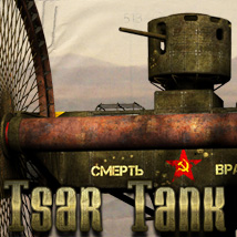 Tsar Tank Themed Transportation Cybertenko