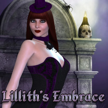 PnD_Lillith's Embrace Footwear Themed Clothing PandyGirl