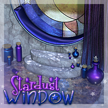 Stardust Window & Poses 3D Figure Assets 3D Models Sveva