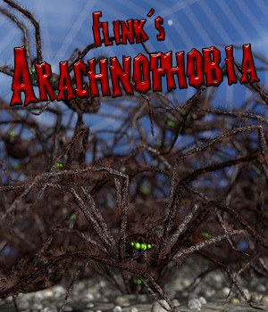 Flinks Arachnophobia Props/Scenes/Architecture Themed Flink