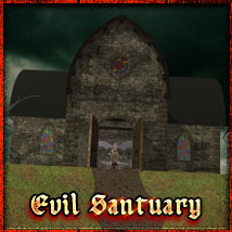Evil Sanctuary 3D Models 3-d-c