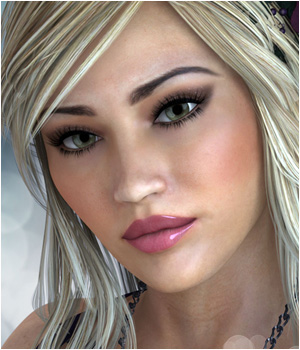 P3D Madison for DAZ Studio Characters Software P3Design