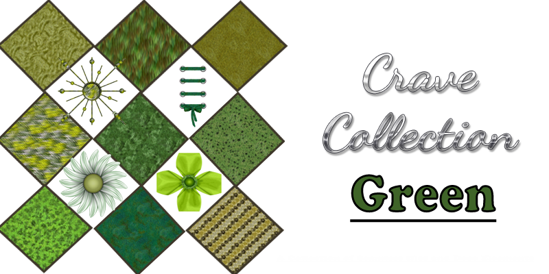 Crave Collection: Green