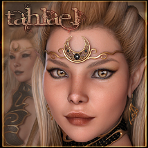 MDD Tahlael for V4.2 3D Figure Essentials Maddelirium