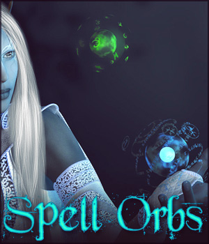 Spell Orbs by NemesisT