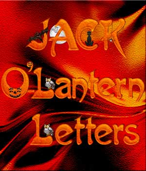 Harvest Moons Jack OLantern Letters 2D Graphics Merchant Resources MOONWOLFII