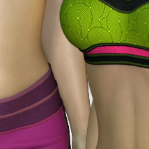 MORE Textures & Styles for Fitness Baby image 3