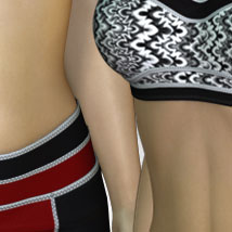 MORE Textures & Styles for Fitness Baby image 6