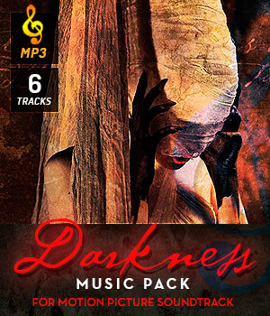Darkness Music Pack 3D Models DemianFox