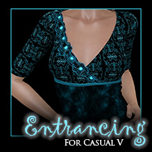 KB-Entrancing for Casual-V 3D Models 3D Figure Essentials karibousboutique