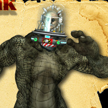 Think Tank - Cybernetic Undead Creature image 4