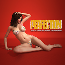 Perfection - 40 Poses for V4 image 2