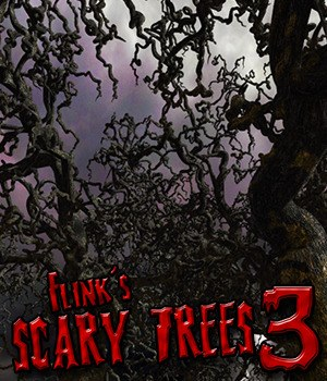 Flinks Scary Trees 3 Props/Scenes/Architecture Themed Flink