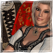 Dirndl Collection 2013 Clothing Software Themed Romantic-3D