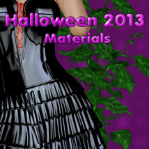 Halloween2013 2D Graphics WhopperNnoonWalker-
