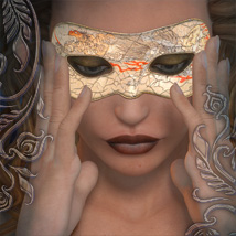 Surreal Accents Collection: Masks 3 image 1