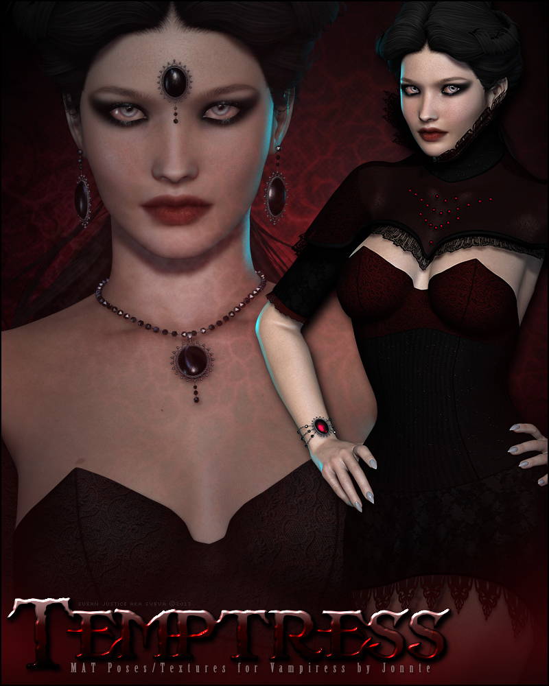 Temptress for Vampiress
