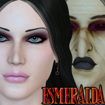 Esmeralda 3D Figure Essentials kaleya