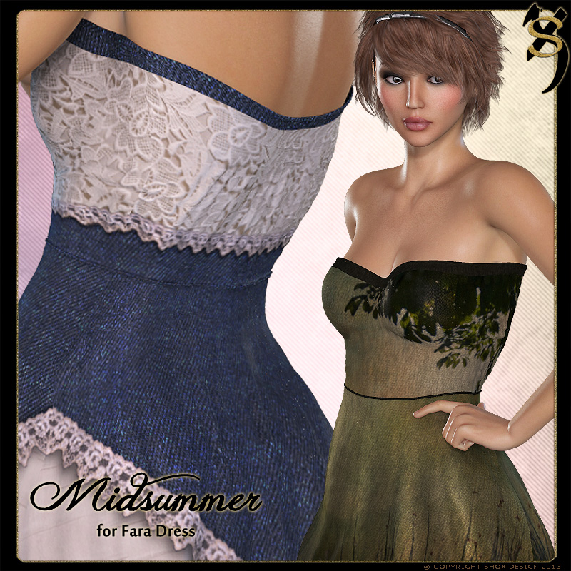 Midsummer / Fara Dress