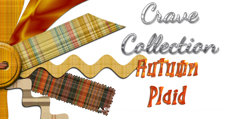 Crave Collection: Autumn Plaid