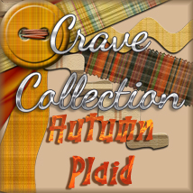 Crave Collection: Autumn Plaid 2D And/Or Merchant Resources hotlilme74