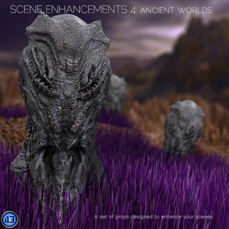 i13 Scene Enhancements 4 Ancient Worlds