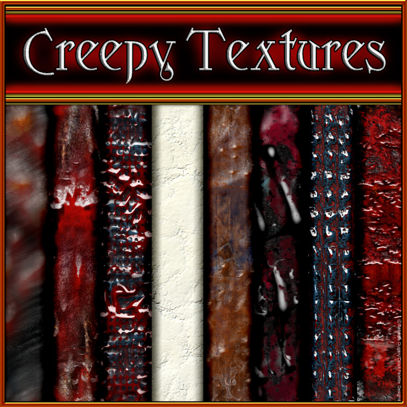 Creepy Horrors Texture Pack