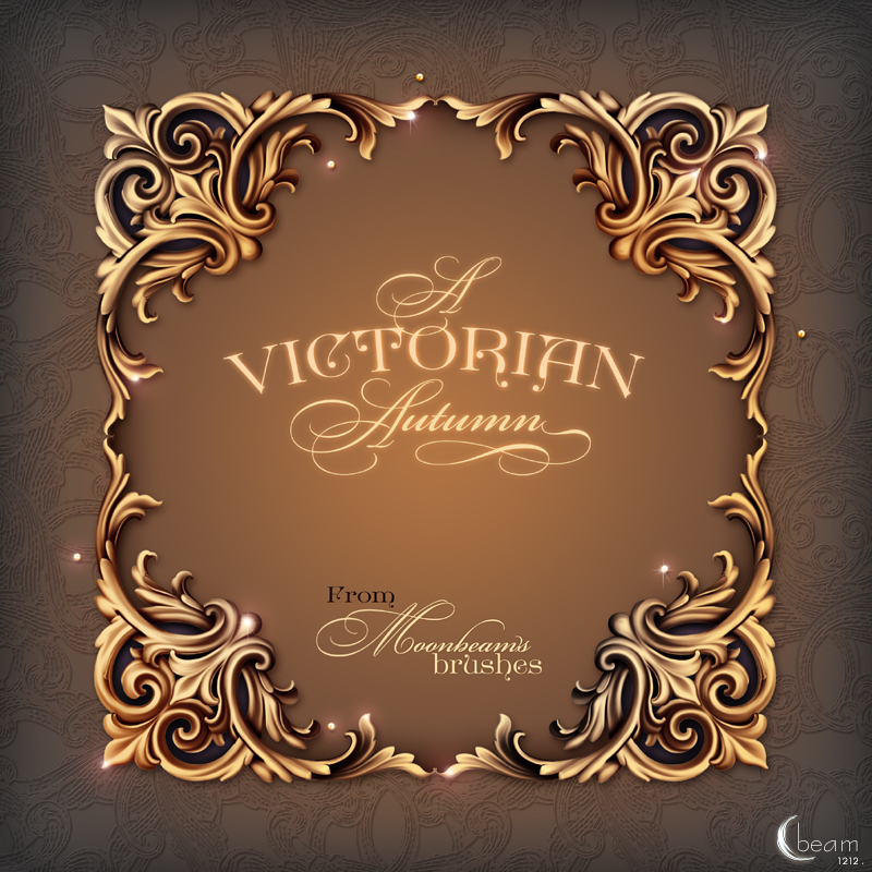 Moonbeam's  Victorian Autumn