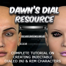 Dawn's Dials MR Tutorials 3DSublimeProductions