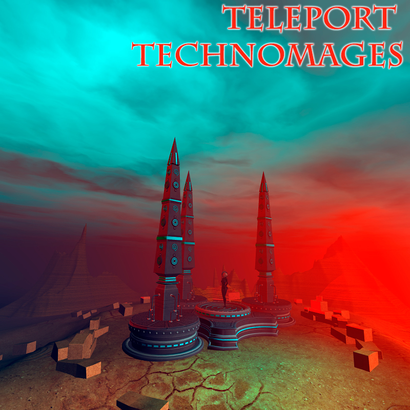 Teleport Technomages