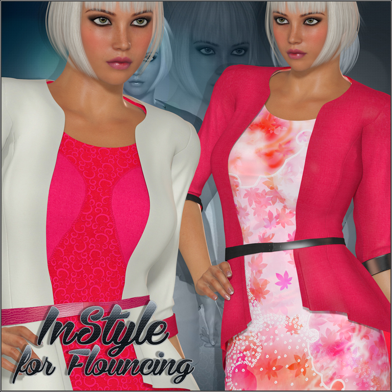 InStyle for Flouncing by Atenais