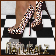 Naturalz: Sexy Pumps for Dawn  BitterSweet