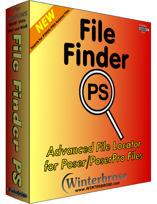 File Finder PS for Windows