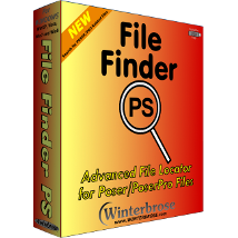 File Finder PS for Windows Software rolow
