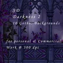 SD Darkness 2 Backgrounds 2D schonee