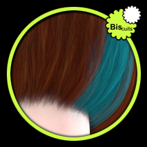 Biscuits RGB for Scream Hair image 1