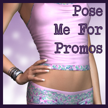 Pose Me For Promos by -dragonfly3d-