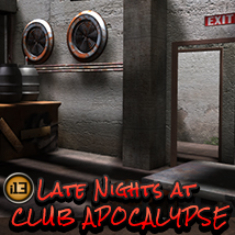 i13 Late Nights at CLUB APOCALYPSE 3D Models ironman13