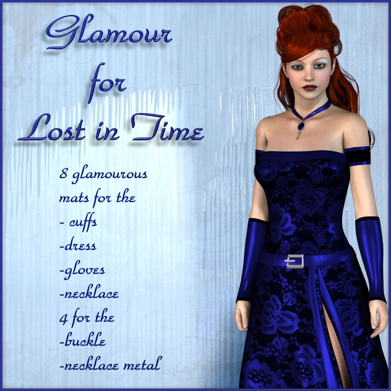 Glamour for Lost in Time