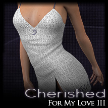 KB-Cherished for My Love III 3D Figure Essentials karibousboutique