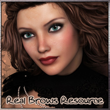 FS Real Brows Resource 2D FrozenStar