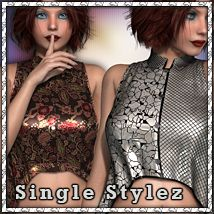 Single Stylez: Kate Themed Clothing sandra_bonello