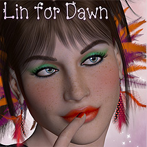 LK-Lin for Dawn by lkiilerich