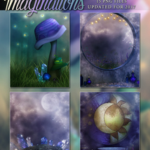 Imaginations Backgrounds & PNGs image 1