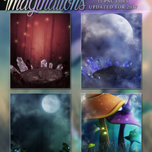 Imaginations Backgrounds & PNGs image 2