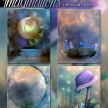 Imaginations Backgrounds & PNGs image 3
