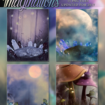 Imaginations Backgrounds & PNGs image 4