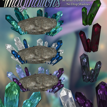 Imaginations Backgrounds & PNGs image 5