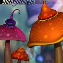 Imaginations Backgrounds & PNGs image 6