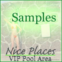 Nice Places - VIP Pool Area by 3-D-C image 6